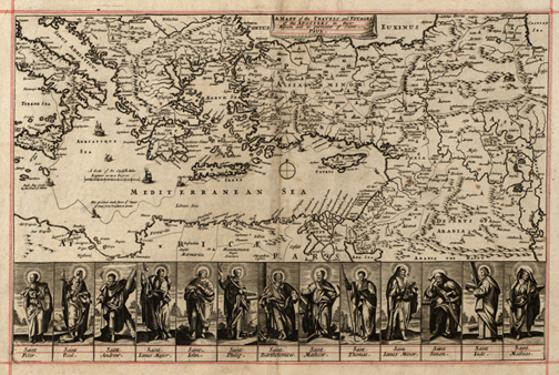 antique historical bible and middle east printable maps royalty