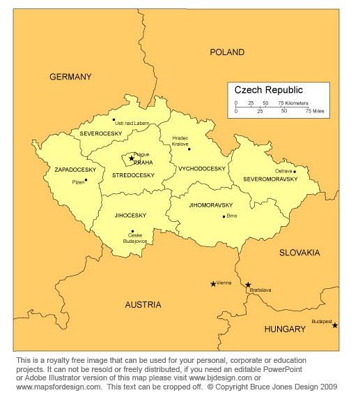 Capital Of Poland Map.Free Maps Of European Countries Printable Royalty Free Jpg You Can