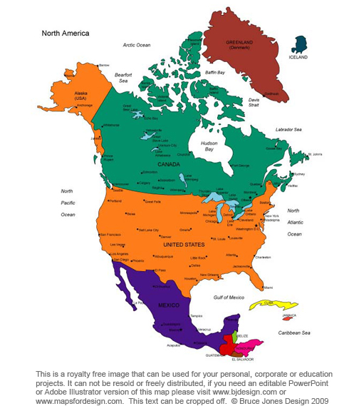 blank map of canada and usa. printable, lank, jpg map