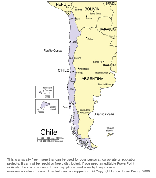 photo relating to Printable South American Map named No cost South American and Latin American Maps, Printable