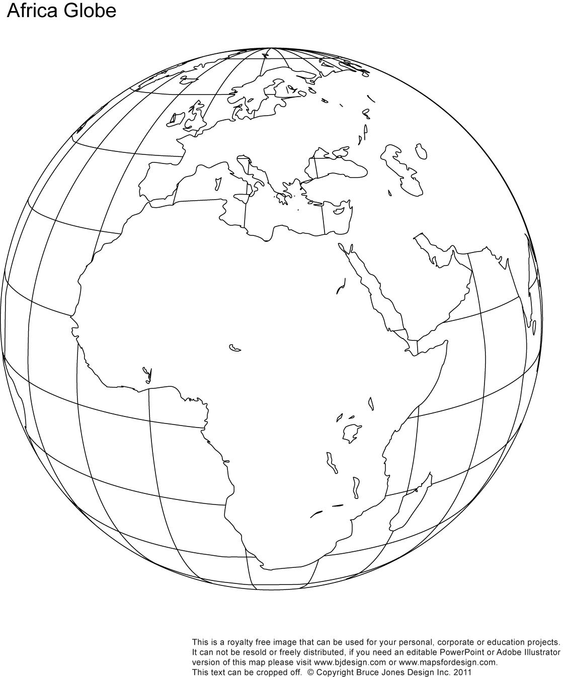 photograph regarding Printable Map of Africa identify Printable, Blank, International Environment Planet Maps Royalty Cost-free, jpg
