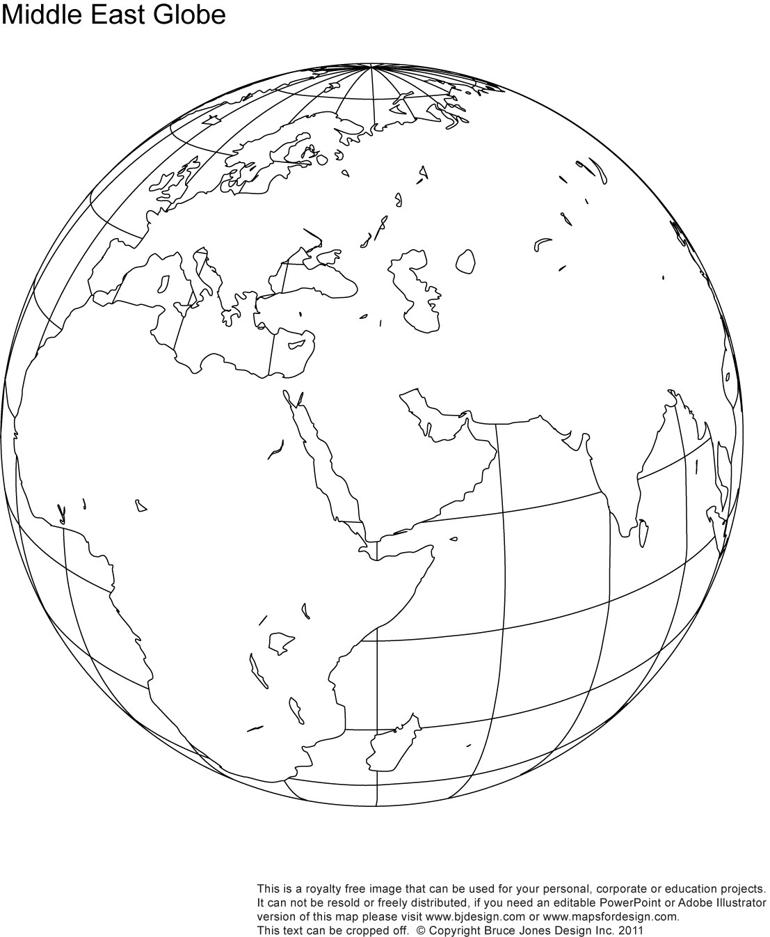 This is a picture of Printable Globes with regard to name