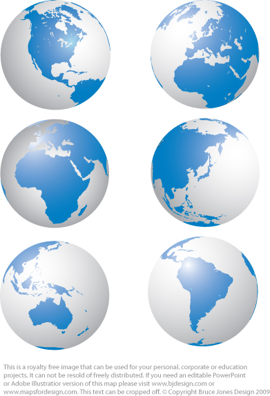 graphic relating to Printable World Globe known as World-wide Entire world Maps, Printable, Blank, Royalty Totally free, Obtain