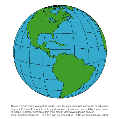 image relating to Printable Globe known as Global Environment Maps, Printable, Blank, Royalty No cost, Obtain
