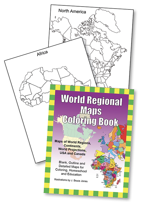 US and Canada Printable, Blank Maps, Royalty Free • Clip art ...