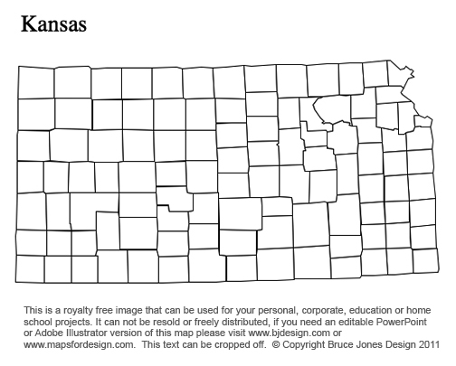 This is a picture of Kansas County Map Printable with regard to el dorado