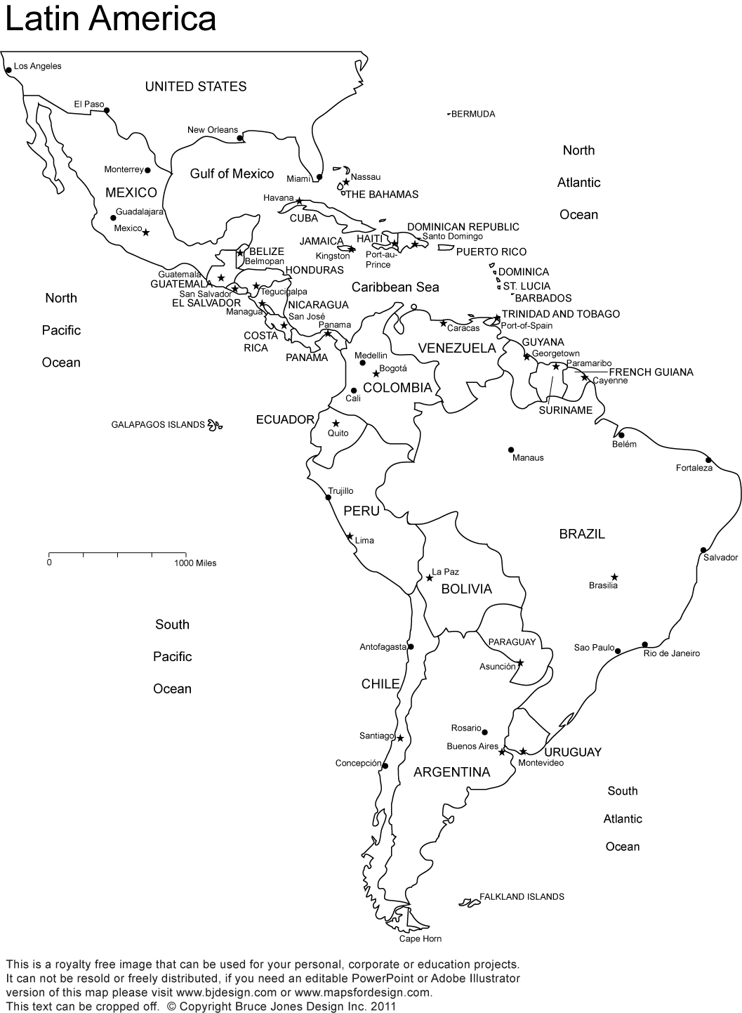 photograph about Printable Maps of South America named Worldwide Local Printable, Blank Maps Royalty Absolutely free, jpg